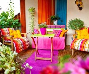 Gestaltungsideen für Balkon und Terrasse