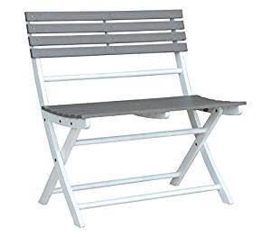 Klappbare Sitzbänke