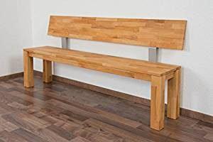 Sitzbänke aus Buche