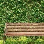 Die richtige Entsorgung einer Sitzbank